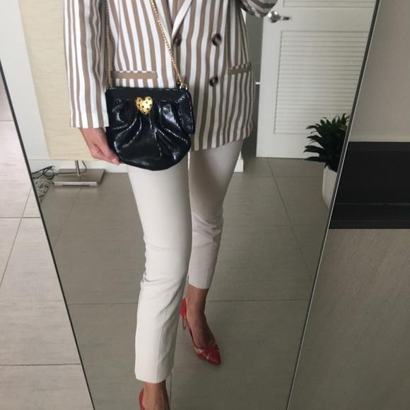 Zara Handbags - Zara faux leather crossbody bag.